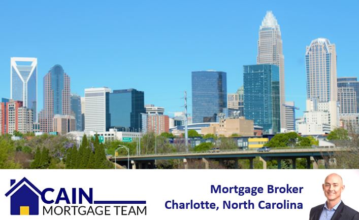 Mortgage broker Charlotte North Carolina