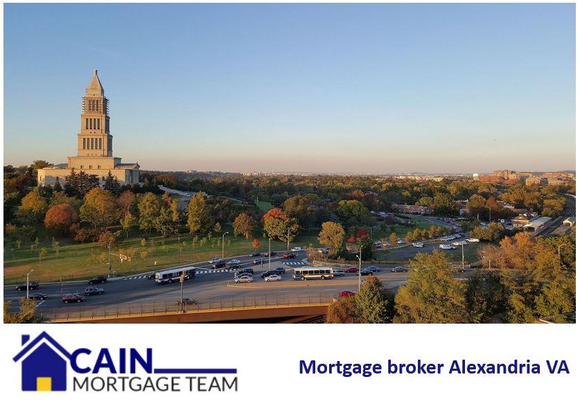Alexandria Virginia Mortgage broker - Cain Mortgage Team