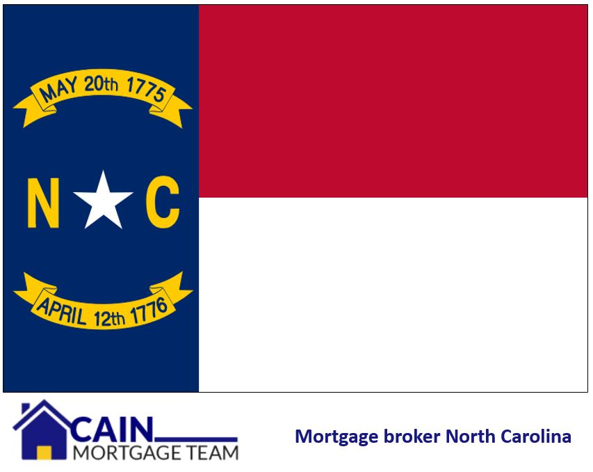 North Carolina Mortgage broker