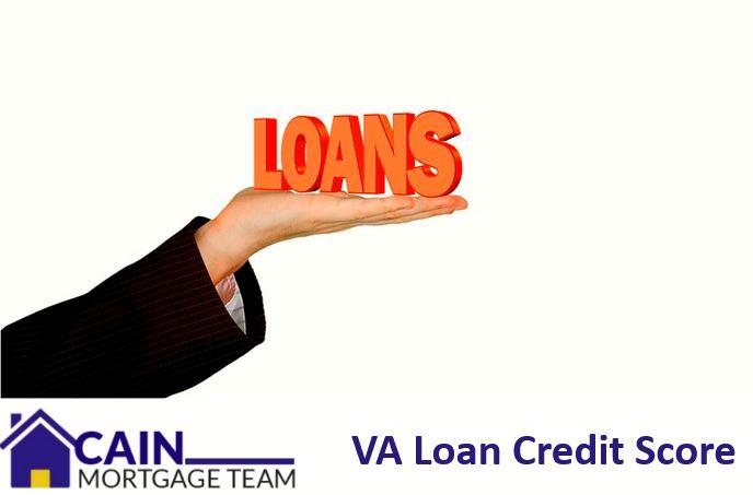 va loan credit score