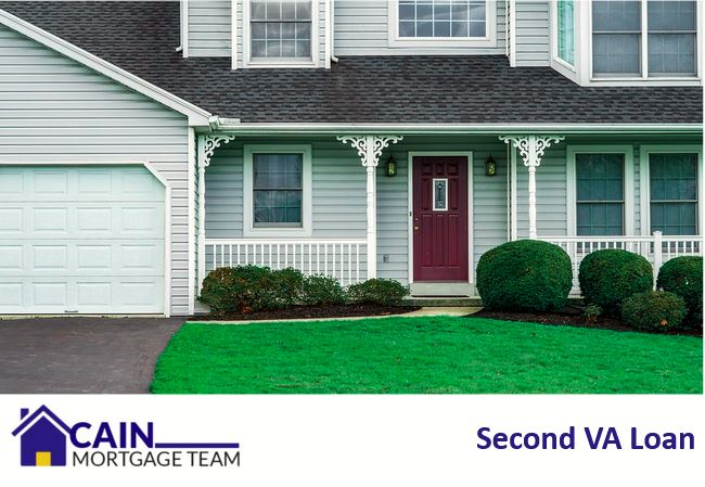 how to get a second va loan