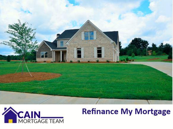 should i refinance my mortgage